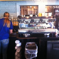 Photo taken at Cups, an Espresso Café by Davis C. on 7/16/2013