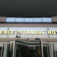 Photo taken at Silence Hotels Istanbul by Ahmet Y. on 7/25/2013