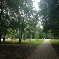 Photo taken at Перловский Парк by Liana L. on 7/30/2013