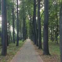 Photo taken at Перловский Парк by Liana L. on 7/28/2013