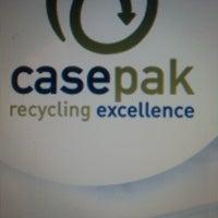 Photo taken at Casepak by Gosha on 8/20/2013