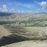 Photo taken at Ranipauwa , Muktinath by Anton J. on 6/2/2013