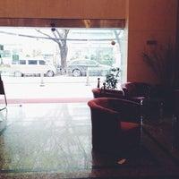 Photo taken at 美兰商务酒店 Meilan Business Hotel by Katusha S. on 3/19/2014
