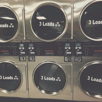 Photo taken at Giant Wash Coin Laundry by Katusha S. on 3/8/2014