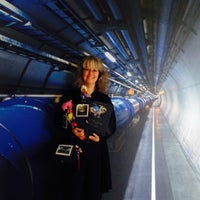 Photo taken at Large Hadron Collider (LHC) by Alex on 9/25/2014