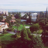 Photo taken at San Jose State University - Swenson Gate by Jardson A. on 11/2/2013