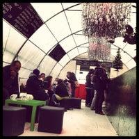 Das Foto wurde bei Winter im MQ von Lauren B. am 12/2/2012 aufgenommen