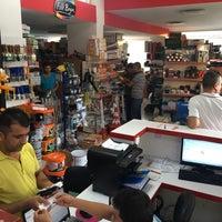 Photo taken at Aydın Yapı Market by Mustafa Ö. on 10/19/2016