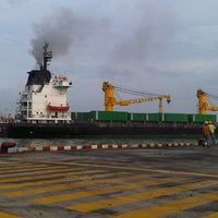 Photo taken at Terminal Peti Kemas Semarang by Aakoe Botjah H. on 1/5/2013
