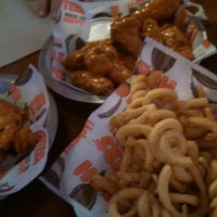 Photo taken at Hooters by Joe on 10/14/2014