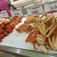 Photo taken at Seafood City by Joe on 4/3/2016