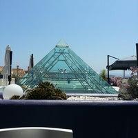 Photo taken at Bellagio Restaurant Sierra Cortina by Татьяна Б. on 7/17/2013