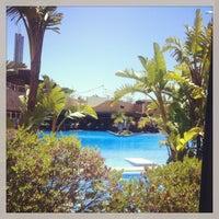 Photo taken at Ibiza Gran Hotel by Tomas S. on 6/7/2013