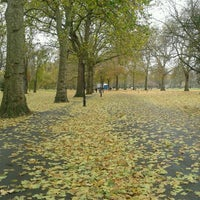 Photo taken at Battersea Park by Mary J. on 11/20/2012