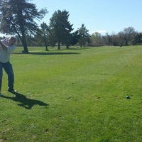 Photo taken at Marysville Golf Course by Marcos O. on 3/18/2014