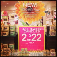 Photo taken at Bath & Body Works by SweetVee24 on 4/21/2013