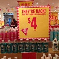 Photo taken at Bath & Body Works by SweetVee24 on 1/6/2013