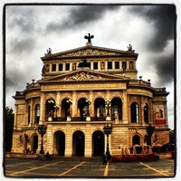 Photo taken at Alte Oper by Robert R. on 9/25/2012