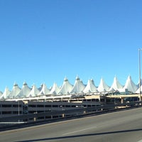 Photo taken at Jeppesen Terminal by Robert R. on 1/6/2013