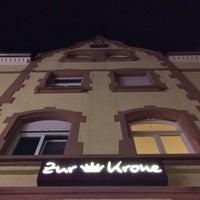 Photo taken at Zur Krone by Robert R. on 12/1/2013
