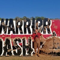 Photo taken at Warrior Dash Texas by Robert R. on 3/16/2013