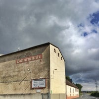 Photo taken at Scharmühle by Robert R. on 8/17/2014