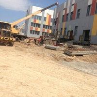 Photo taken at NU School of Engineering by Kamila on 5/27/2013