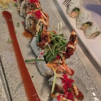Photo taken at Amici Sushi by ⓦ on 5/6/2016