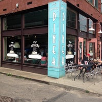 Photo taken at Pamela's P&G Diner by Jessica S. on 6/9/2013
