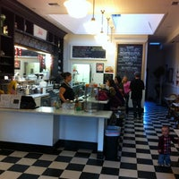 Photo taken at Lala's Creamery by Dan M. on 11/25/2012