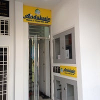 Photo taken at Andalusia Travel & Tours Sdn Bhd by SYAMSUL A. on 11/16/2013