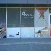 Photo taken at Innux by Pedro E. on 8/9/2013