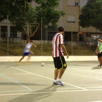 Photo taken at Polideportivo Vallesequillo by Juaki G. on 8/22/2013