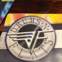 Photo taken at Drums N Flats by Mike A. on 11/25/2012