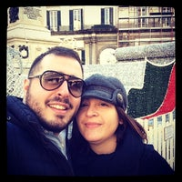 Photo taken at Via dei Mille by Vincenzo A. on 1/2/2014