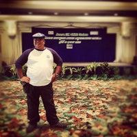 Das Foto wurde bei ห้องเสมา 3 Lakeside Pavillion von ทัศรีย์ ส. am 10/12/2012 aufgenommen