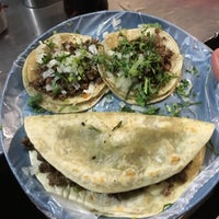 Photo taken at Tacos Chilo by DjKiro M. on 3/8/2016