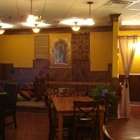 Photo taken at Loya Organic Middle Eastern Grill by Loya Organic Middle Eastern Grill on 8/10/2013