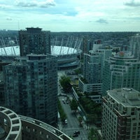 Photo taken at The Westin Grand, Vancouver by Chris on 5/15/2013