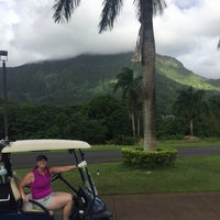Photo taken at Royal Hawaiian Golf Club by Chris on 9/21/2016