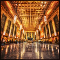 Photo taken at 30th Street Station (ZFV) by Martin L. on 1/11/2013