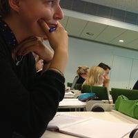 Photo taken at Sylvius laboratorium by Sofie C. on 9/12/2013