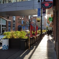 Photo taken at Greektown Historic District by Tom S. on 10/26/2017