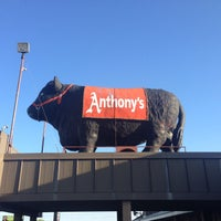 Photo taken at Anthony's Steakhouse by David C. on 7/22/2015