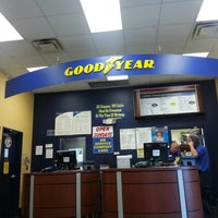 Photo taken at Goodyear Gemini Car Care by Curtis B. on 8/6/2013