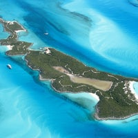 Photo taken at Little Halls Pond Cay by Stephen M. on 6/9/2013