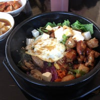 Photo taken at Little Korea by Shi Y. on 12/31/2012