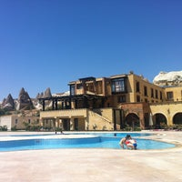 Photo prise au Tourist Hotels & Resorts Cappadocia par TC Erkan A. le7/6/2013