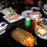 Photo taken at Taurus 27 Steak & Pasta by ari p. on 9/29/2012