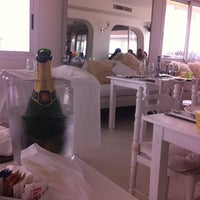Photo taken at Riviera Mare Ristorante by Marco on 5/11/2014